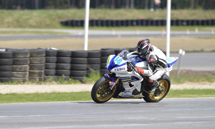 Sam Love | Superstock 600 |FOTO: Roadracing.no