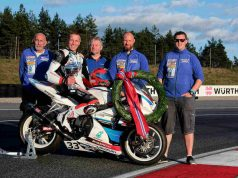 Team Suzuki Norway | Norgesmester Superbike 2016 | FOTO: Fotosvingen.no