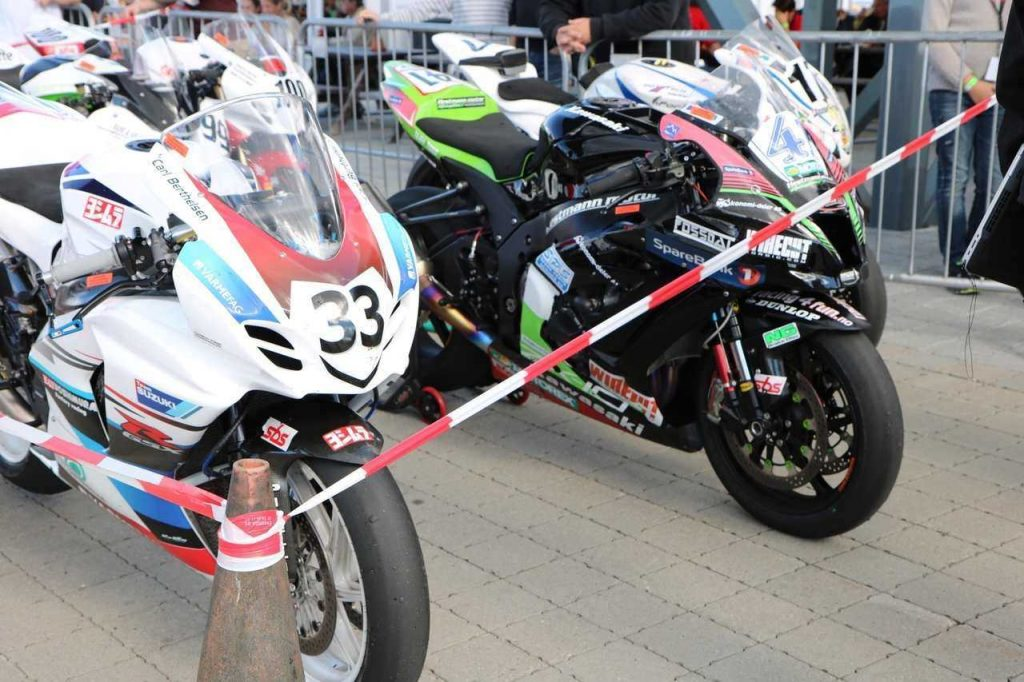 Vinnersykler NM Superbike 2016 | FOTO: Roadracing.no